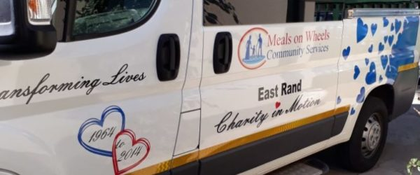 Meals on Wheels: East Rand